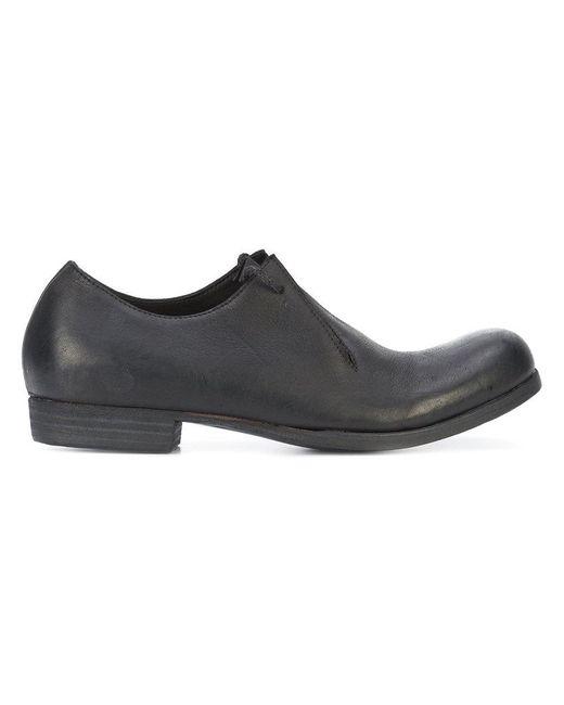 A Diciannoveventitre | Black Laceless Shoes for Men | Lyst