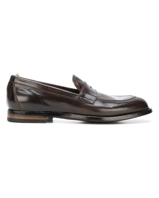 Officine creativeClassic designer loafers A0gRd