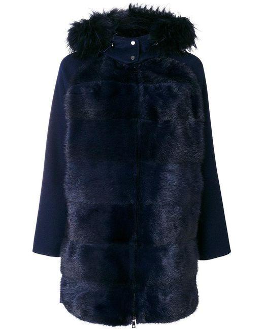 P.A.R.O.S.H. - Blue Linkyd470552p 012 Blu Natural (vegetable)->cotton - Lyst
