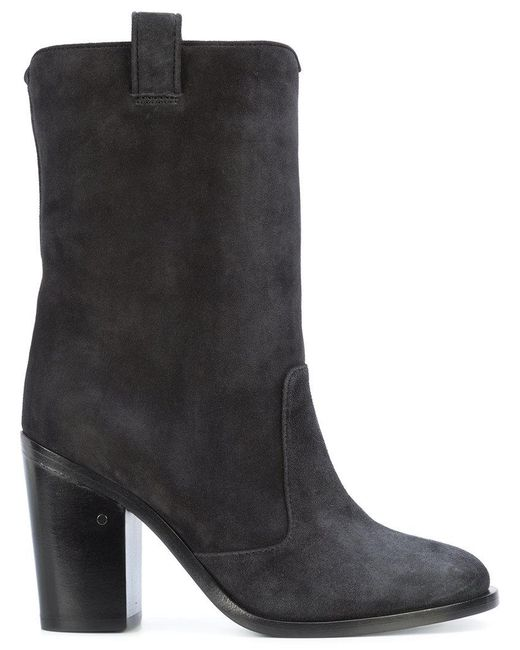 Laurence Dacade | Black High Heeled Boots | Lyst