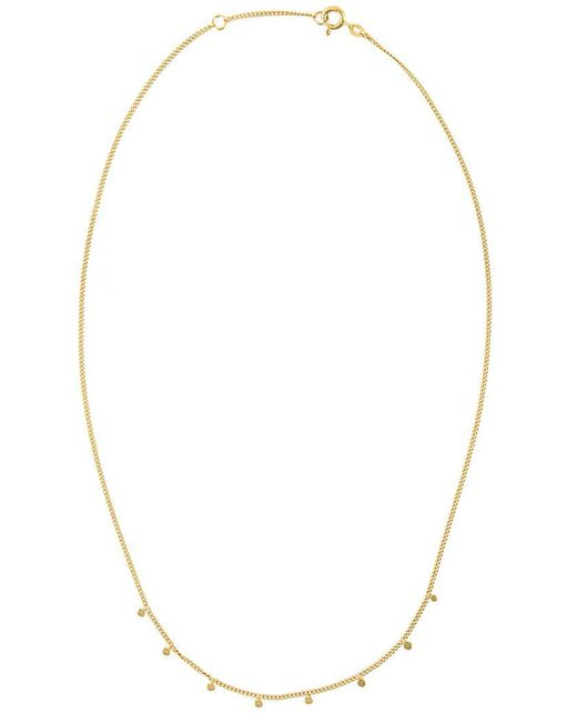 Wouters & Hendrix - Blue 'my Favourite' Dots Necklace - Lyst