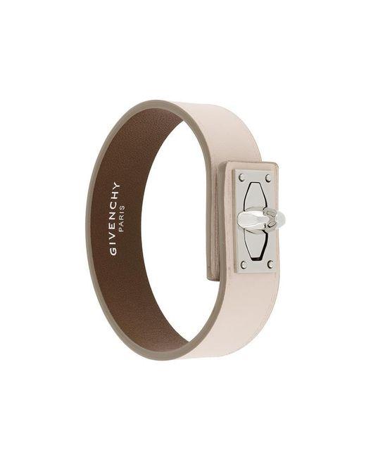 Givenchy - Multicolor Shark Lock Bracelet - Lyst