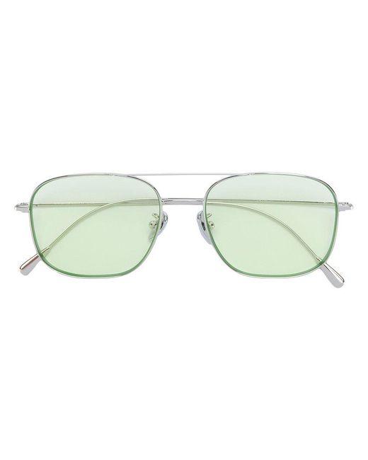 Cutler & Gross | Metallic Light Tinted Oversized Sunglasses for Men | Lyst