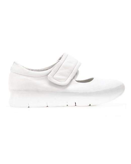 Oxs Rubber Soul - White Strap Fastening Sneakers - Lyst