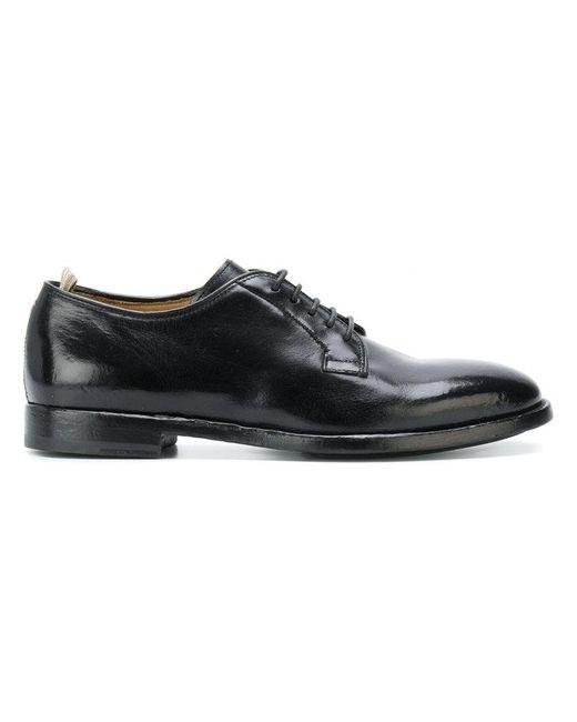 Officine Creative - Black Sandie Lace-up Shoes for Men - Lyst