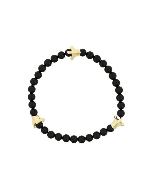 Shaun Leane   Black 18kt White Gold 'serpent's Trace' Bracelet   Lyst