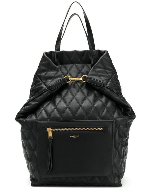 1fa4123b39d Givenchy Duo Backpack in Black - Save 30% - Lyst