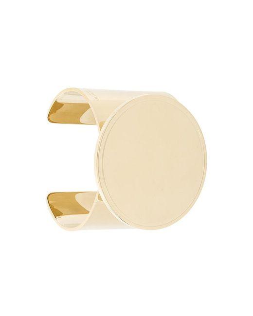 Givenchy | Metallic Circular Medallion Bracelet | Lyst