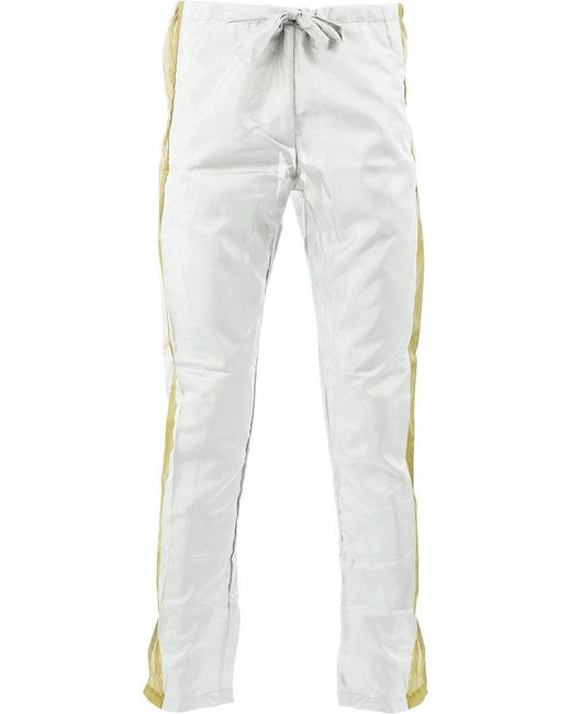 Cottweiler - Contrast Strap Metallic Protective Trousers for Men - Lyst