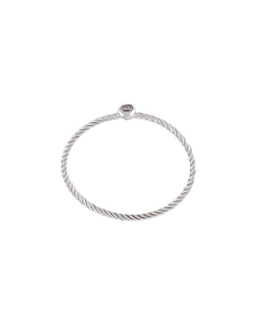 Wouters & Hendrix - Metallic Single Diamond Ring - Lyst