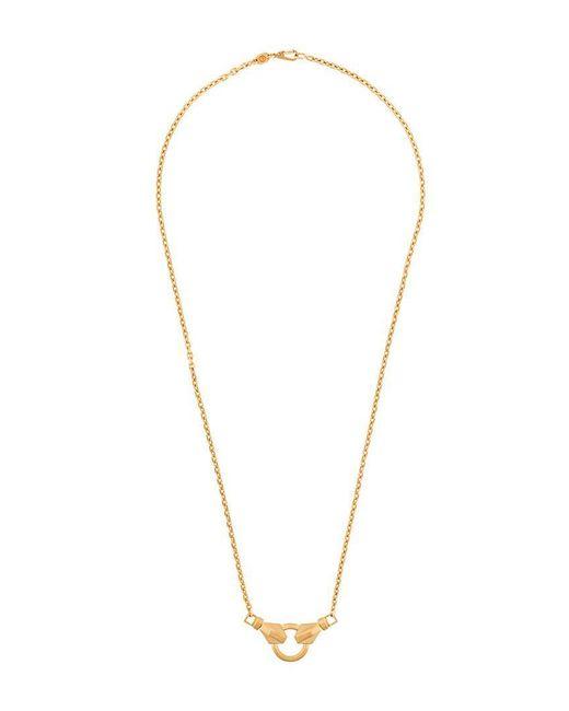 Northskull - Multicolor Vergoldete 'Atrek' Halskette for Men - Lyst