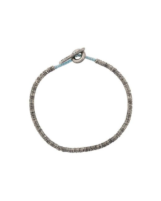 M. Cohen | Metallic Beaded Bracelet | Lyst