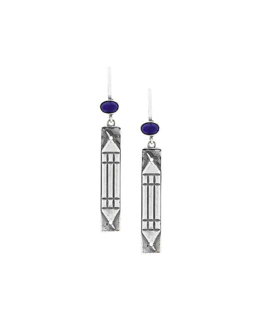 Midgard Paris - Metallic Atlantes Earrings - Lyst