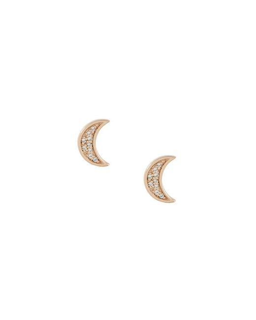 Astley Clarke | Metallic 'mini Moon Biography' Stud Earrings | Lyst