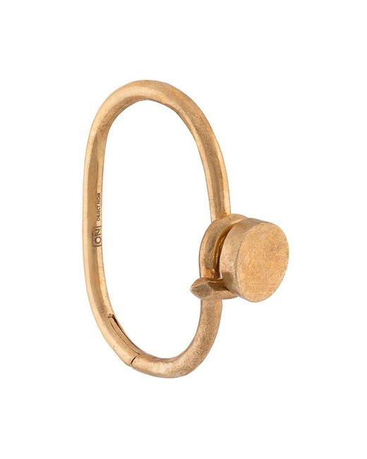 M. Cohen   Metallic Time Piercer Bracelet for Men   Lyst