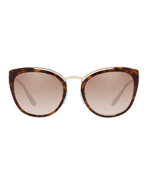 Prada - Multicolor Óculos de Sol PR 20US - Lyst ... 56b32705f00d
