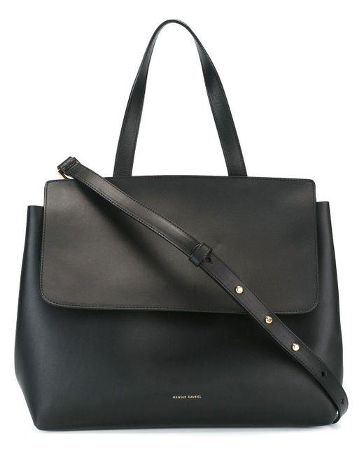 Mansur Gavriel Multicolor Mini Lady Leather Bag