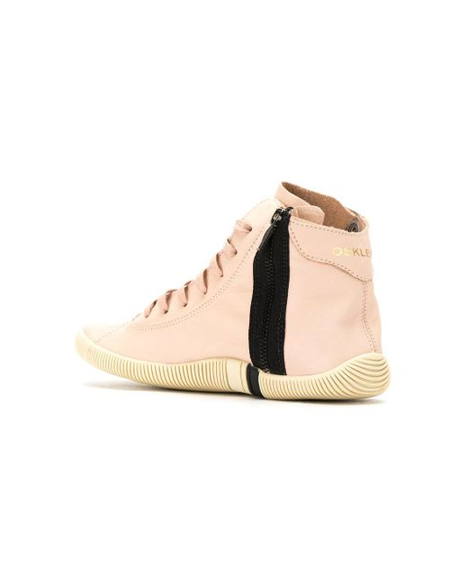 hi-top sneakers - Pink & Purple Osklen etQ6zKZb