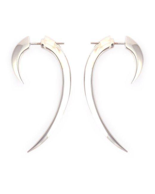 Shaun Leane | Metallic 'signature Tusk' Earrings | Lyst