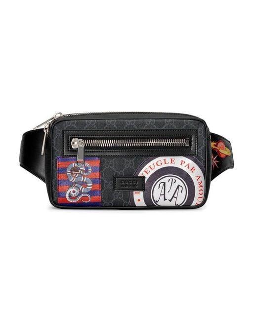 5fd2e5574095fb Gucci Soft Gg Supreme Belt Bag | Stanford Center for Opportunity ...