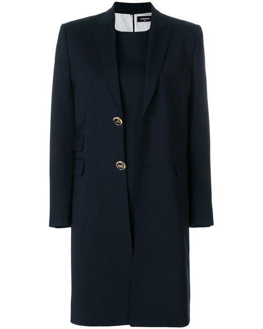 DSquared² - Blue Two-piece Dress Suit - Lyst