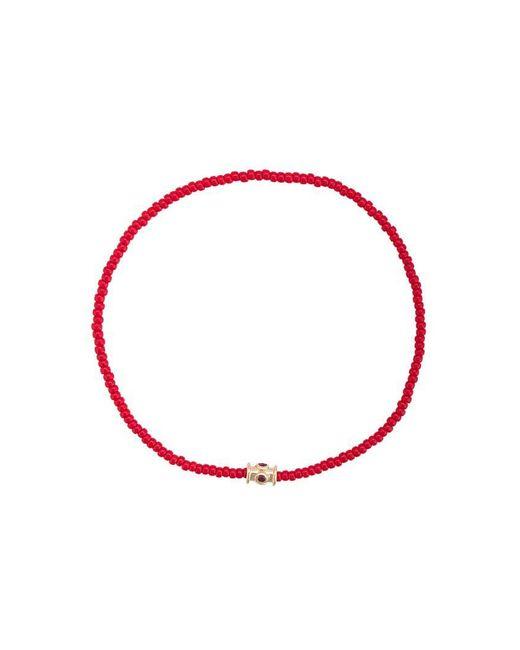 Luis Morais - Red Ruby Barrel Bracelet - Lyst