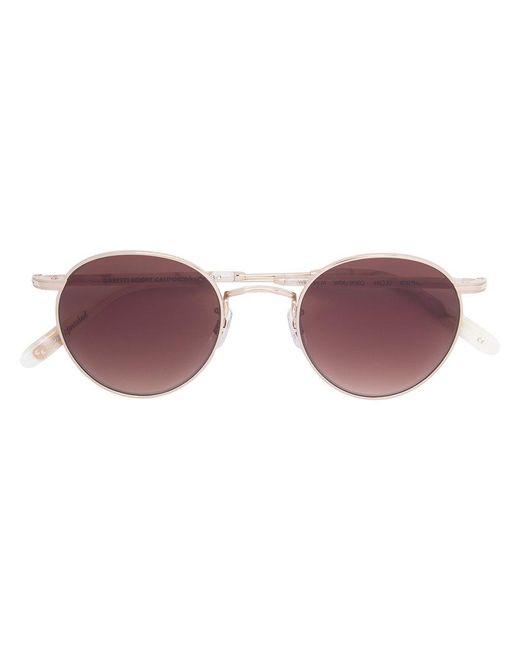 Garrett Leight - Multicolor - Wilson Sunglasses - Unisex - Steel - One Size - Lyst