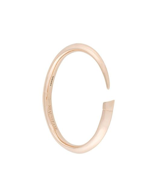 Shaun Leane - Metallic Signature Tusk Diamond Bracelet - Lyst