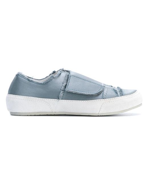 Pedro Garcia | Blue Fringed Sneakers | Lyst