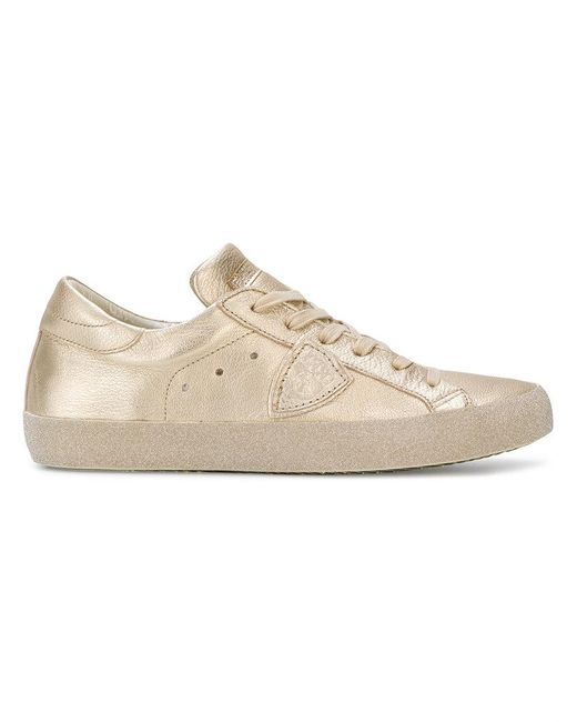 Philippe Model Paris Glitter sneakers free shipping shop discount cheap buy cheap with paypal outlet eastbay NYFkrnqW