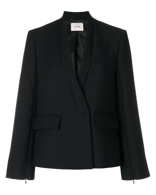 Dorothee Schumacher | Black Fitted Blazer | Lyst