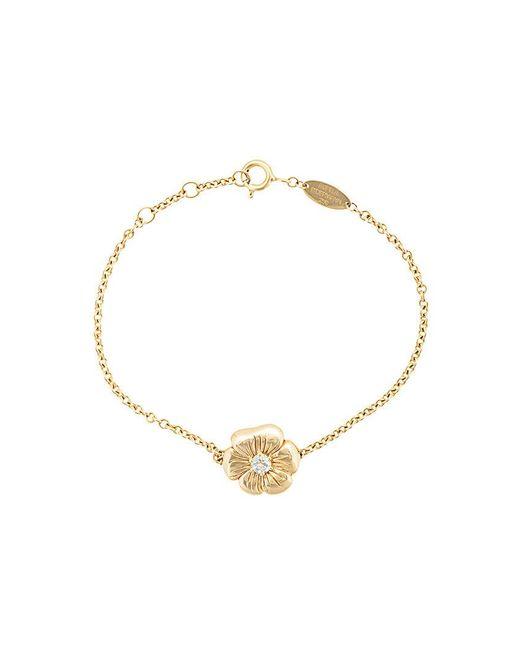 Aurelie Bidermann - Metallic 18-karat Gold Topaz Bracelet - Lyst