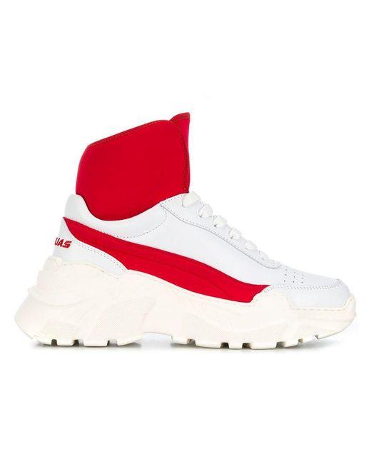 Joshua Sanders - White Zenith Sneakers - Lyst