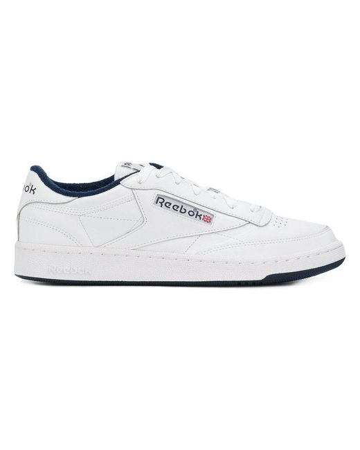 1f3cb2289a7 Reebok Club C 85 Archive in White for Men - Save 27.826086956521735 ...
