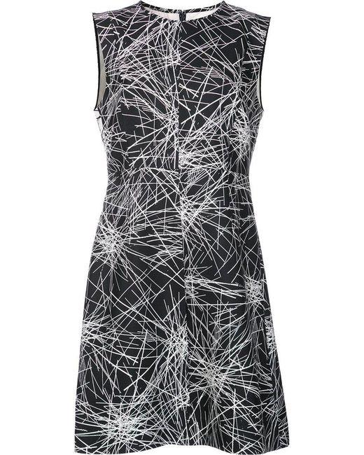 Diane von Furstenberg | Black 'madyson' Dress | Lyst