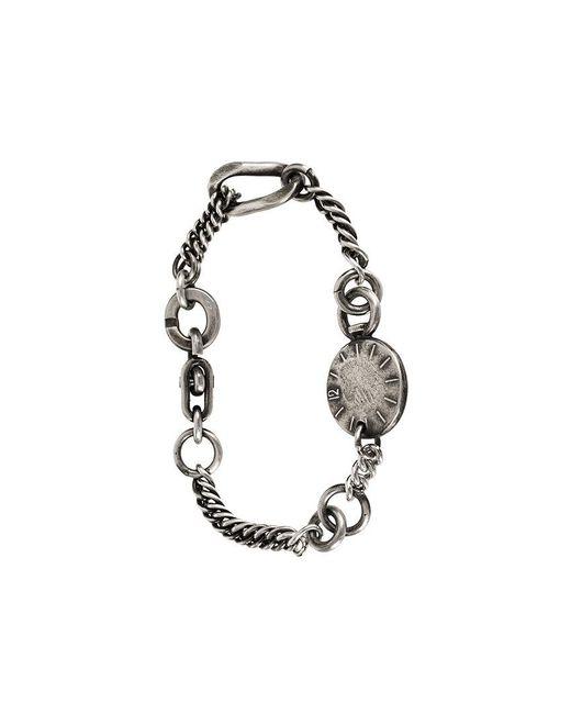 Werkstatt:münchen - Metallic Chain-link Bracelet - Lyst