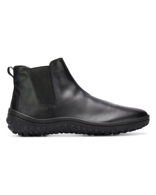 Car Shoe - Black Fitted Ankle Boots for Men - Lyst