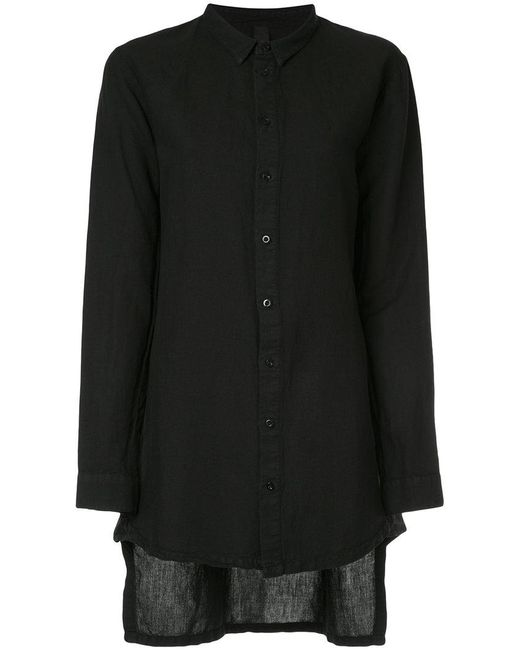 First Aid To The Injured | Black Nervi Shirt | Lyst