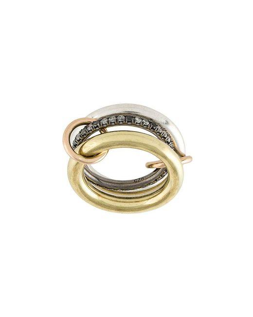 Spinelli Kilcollin - Metallic Libra Ring - Lyst