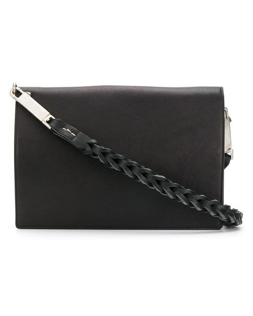 Rick Owens - Black New Shoulder Bag - Lyst