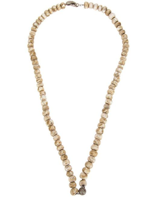 Loree Rodkin - Multicolor Large Beaded Necklace - Lyst