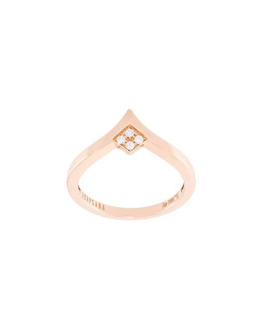 Anapsara   Metallic 'pinky' Ring   Lyst