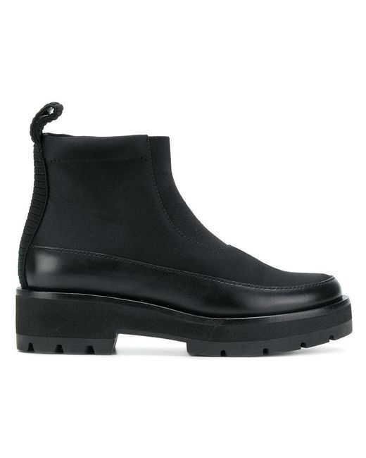 3.1 Phillip Lim - Black Avril Chelsea Boots - Lyst