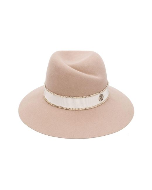 9ad269abc5f24 ... Maison Michel - Multicolor Virginie Fedora Hat - Lyst