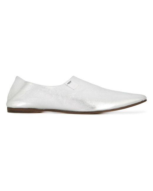 Yoshiokubo - Metallic Babouche Slippers for Men - Lyst