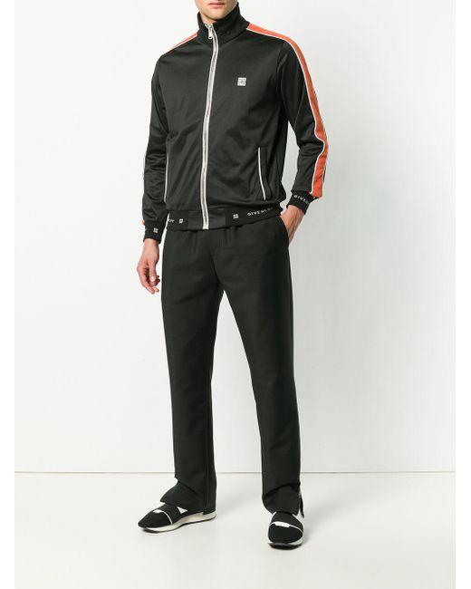 1c9d24073 Pantalones de chándal Givenchy de hombre de color Negro - Lyst