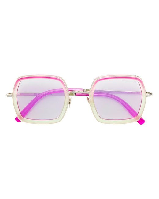 Collections Cutler & Gross oversized square shaped sunglasses Clearance Pictures fovKdacZ