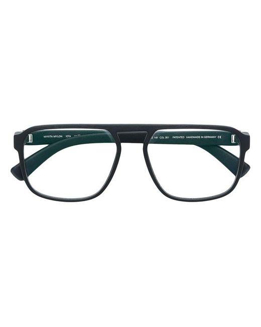 fd9f82a881 Gafas Iota Mykita de color Negro - Lyst