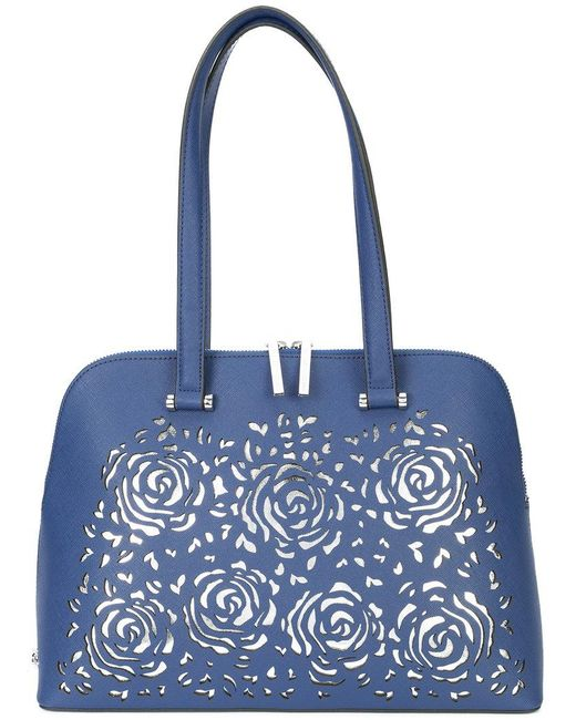 Pre Order For Sale Discount Order Christian Siriano floral cut-out satchel bag qNcVO7dBY