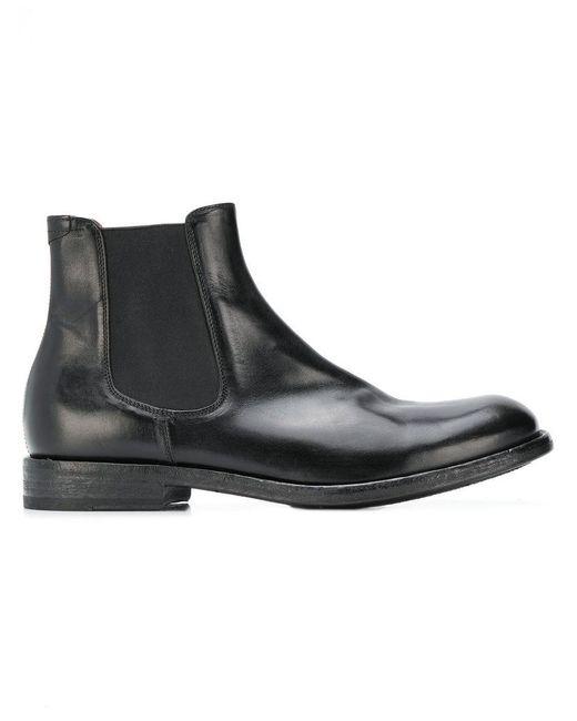 Pantanetti - Black Chelsea Boots for Men - Lyst